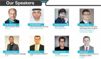 Meet the speakers: HIMAYA; the Regional Platform for Banking Industry CISO's & Heads of IT