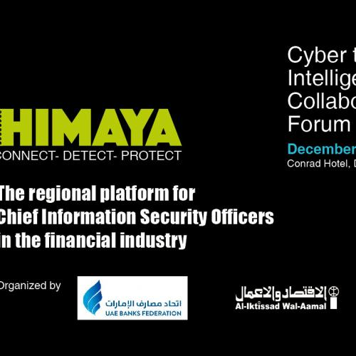 "UAE Banks Federation hosts ""HIMAYA"" Cyber Threat Intelligence Collaboration Forum Next Week"