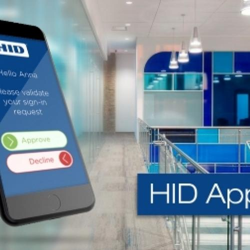 HID Global Transforms Secure Digital Transactions with HID Approve