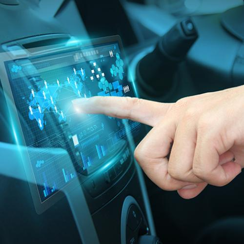 Researchers Hack Car Infotainment System