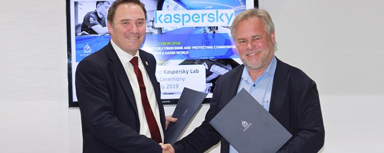 Kaspersky extends cooperation with INTERPOL